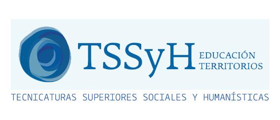Logo Tecnicaturas Superiores Sociales y Humanísticas